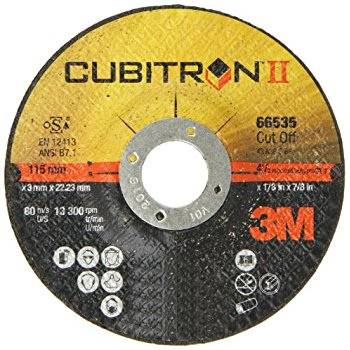 3M™ General Purpose Depressed Center Wheel, 4-1/2 in. x 1/4 in. x 7/8 in. 24 Grit, 10 pk.Liquid error (line 13): comparison of String with 0 failed