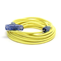 Century Wire Pro Glo Triple Tap 100 ft. Extension Cord (Yellow)Liquid error (product-grid-item line 33): comparison of String with 0 failed