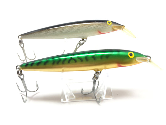 Pair of Rapala Floating Magnum 14 Minnows
