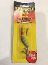 Sparkle Tail Lure New on card