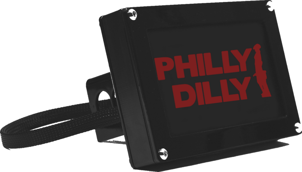 Philly Dilly (Hitch Cover complete)