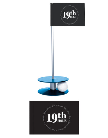 Putt-A-Round 19th Hole Classic Flag Collection - The perfect golf gift