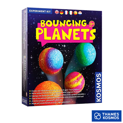 Bouncing Planets, Experiment Kits
