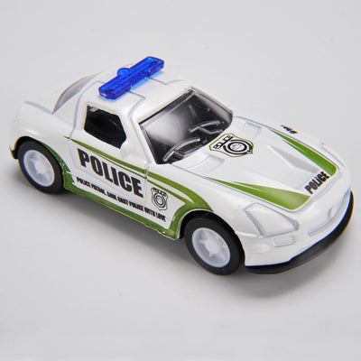 Die Cast - Car Series, Color White Green