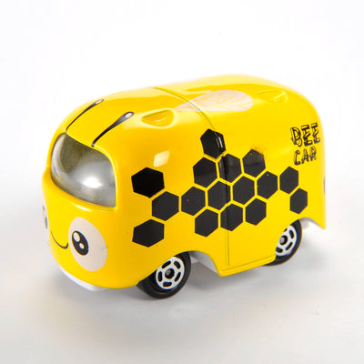 Die Cast - Cartoon Series, Color Yellow