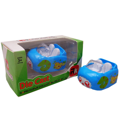 Die Cast - Cartoon Series, Color Green Blue
