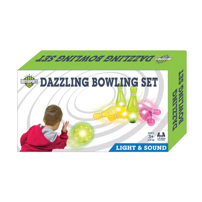Bowling Game with Light & Sound