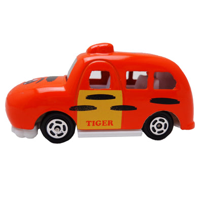 Die Cast - Cartoon Series, Color Orange