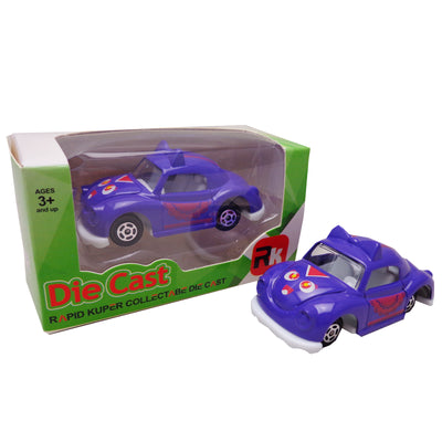Die Cast - Cartoon Series, Color Purple