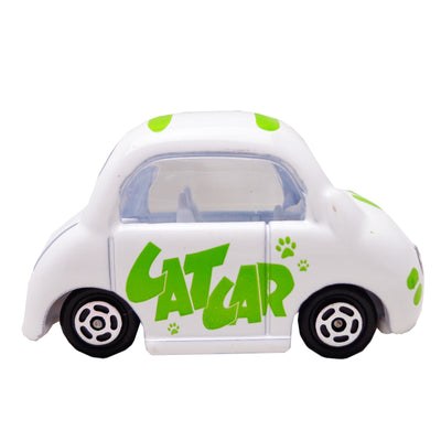 Die Cast - Cartoon Series, Color White Green