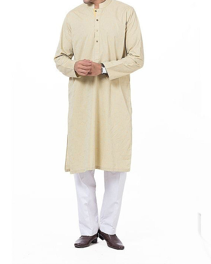 Image of Men Men Kurta in Cardamam Green SKU: RK-16169-Small-Cardamam Green