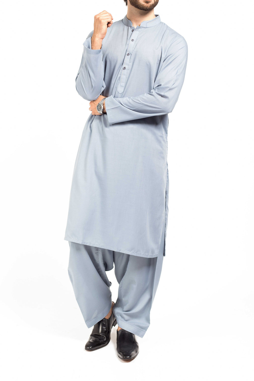 Image of   in Greyish Blue SKU: RQ-17305-Medium-Greyish Blue