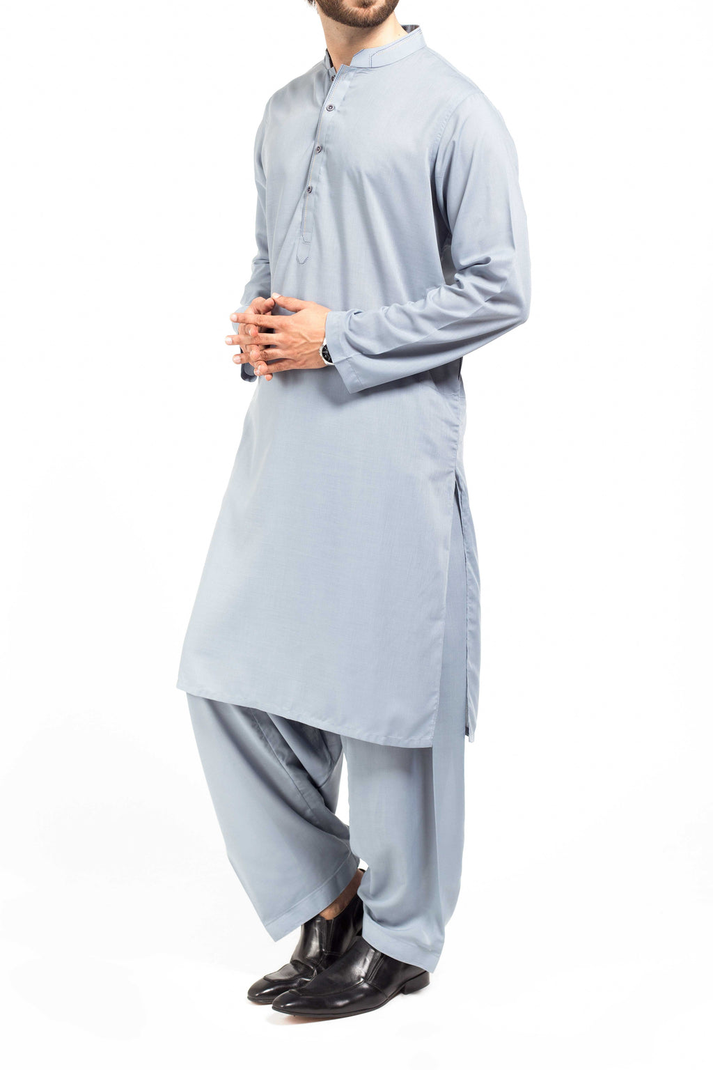 Image of   in Greyish Blue SKU: RQ-17305-Large-Greyish Blue