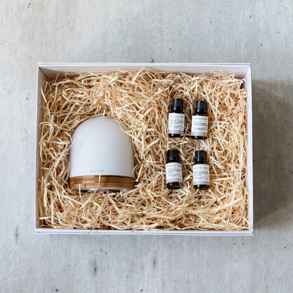 Morning + Night: The Scented Drops Ritual with essential oils + diffuser, Shop Scented Drops Online Free Shipping