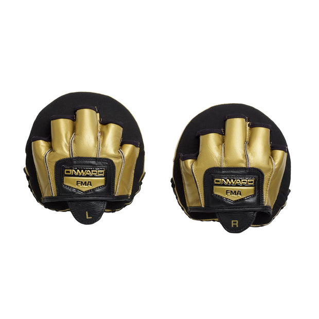 Colt Bitmitt-Focus Mitts-BLACK/GOLD-STD-2AG002-095-STD-Onward