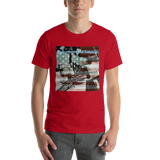 "Susquehanna Rod Company ""Stars and Stripes"" Short-Sleeve Unisex T-Shirt"