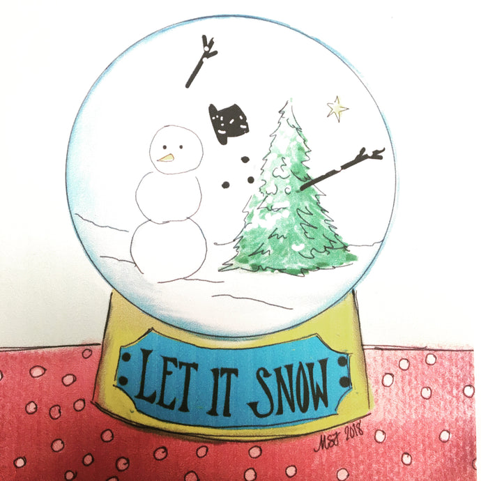 Let it Snowglobe