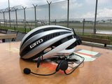 VERTIX Velo Casual Biker cycling intercom on table
