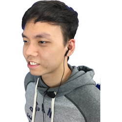 VERTIX Actio user with SE-01 headset | vertixglobal.com