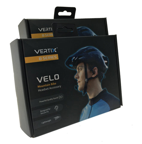 VERTIX Velo Packaging for Cycling Intercom