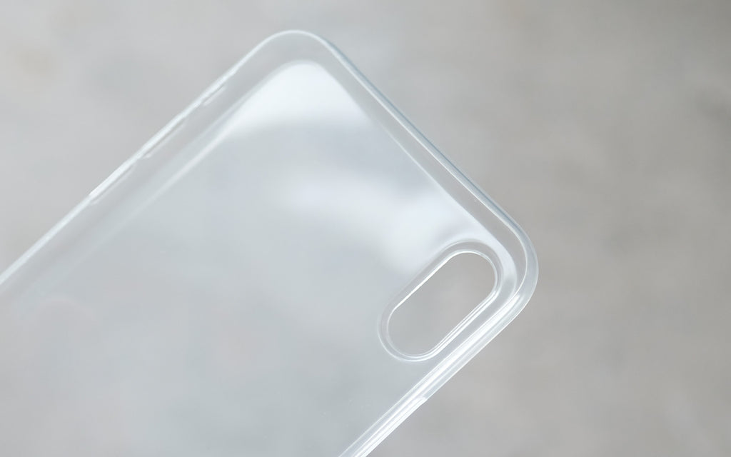 Bare Naked EX Thinnest Clear Case for iPhone XS Max - No Yellowing and Discolouration
