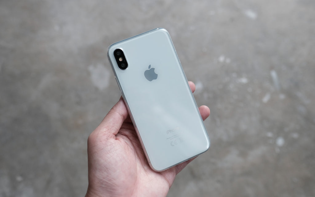 Bare Naked EX Thinnest Clear Case for iPhone XS Max - Superb Clarity