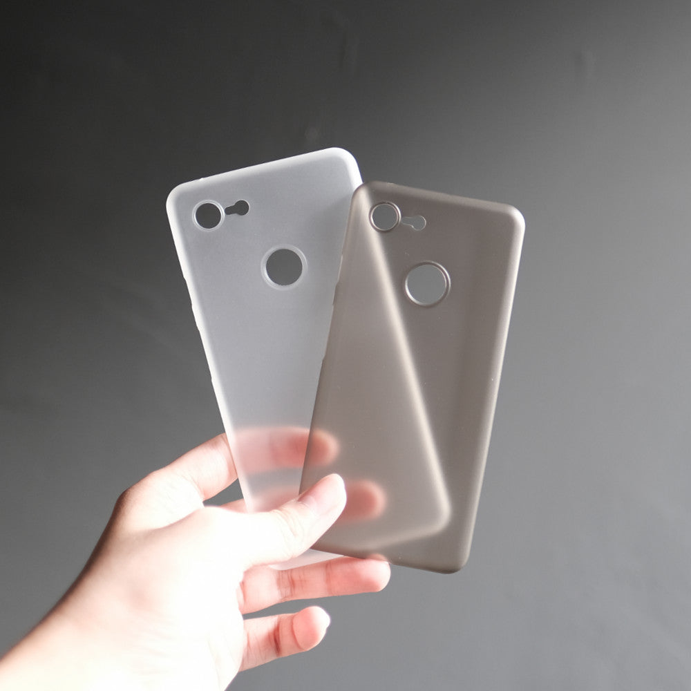 Bare Naked Ultra Thin Case for Google Pixel 3 and Pixel 3 XL