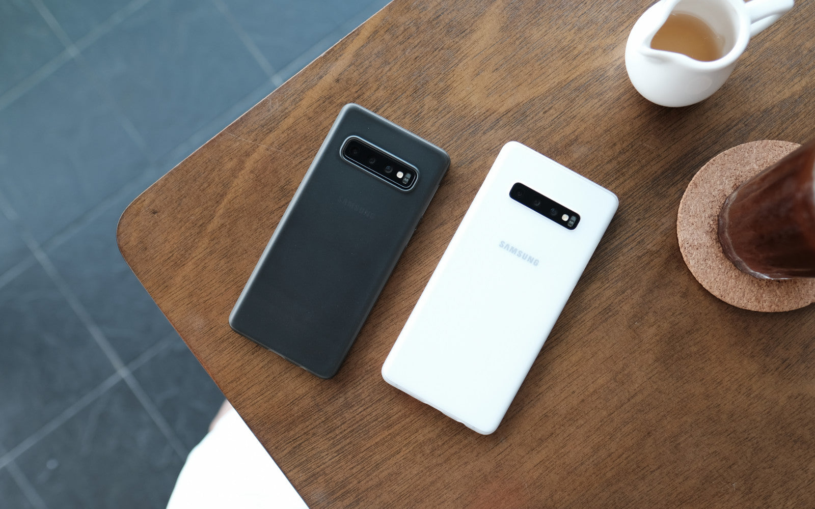 Bare Naked Ultra Thin Case for Samsung Galaxy S10 and S10 Plus