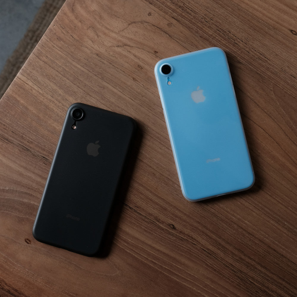 Bare Naked Ultra Thin Case for iPhone XR - Frost and Smoke
