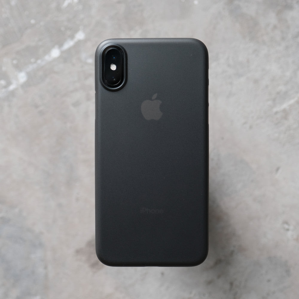Bare Naked Ultra Thin Case for iPhone X