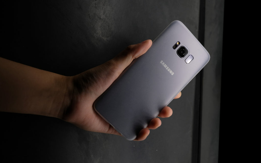 Bare Naked - Ultra Thin Case for Samsung Galaxy S8 and S8 Plus - Pleasure to Touch