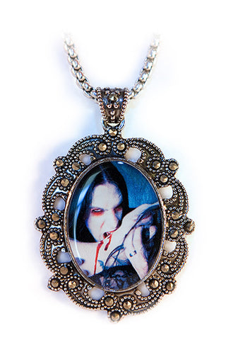 Angel Of Death Pendant