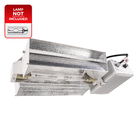 Zenith-E Z5 1000W DE Closed Fixture 208-240v - Digital Control