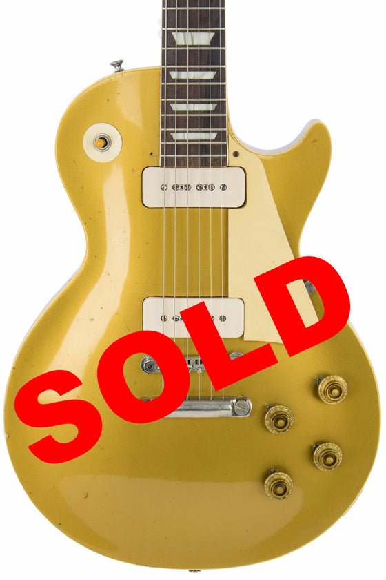 Gibson Les Paul Gold Top 1957