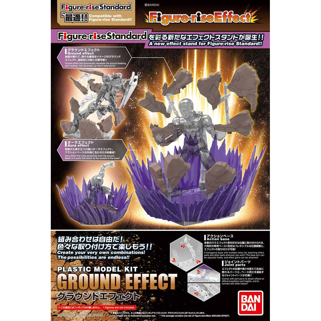 Figure-rise Effect Ground Effect