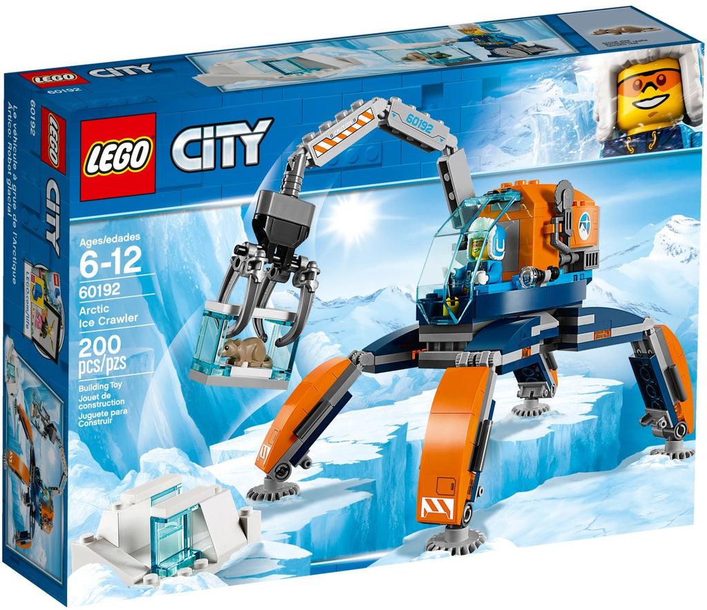 60192 Arctic Ice Crawler