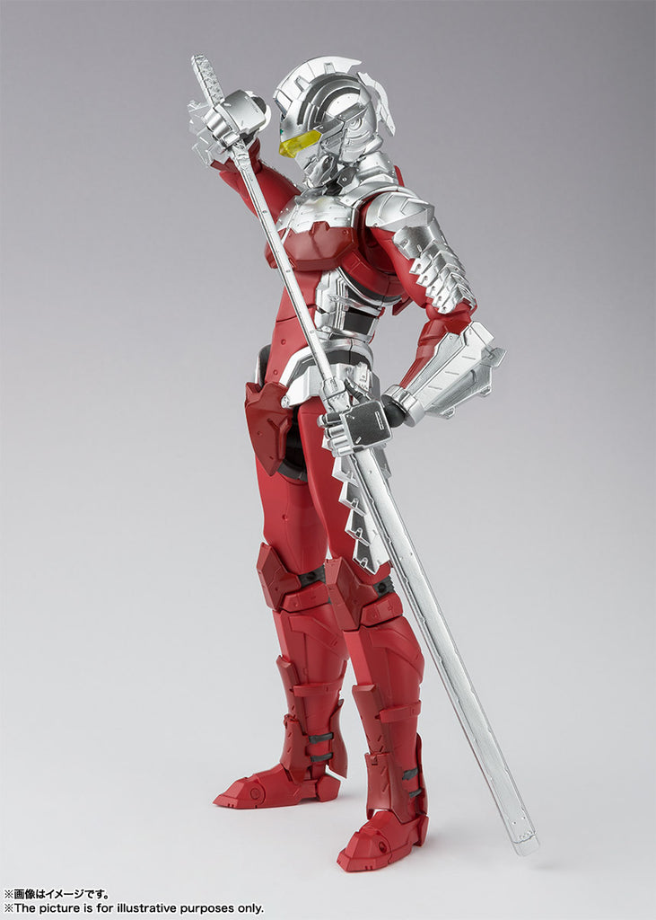 S.H.Figuarts Ultraman Suit Ver7 -the Animation-