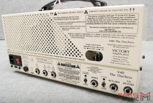 Victory V40 The Duchess Compact Head