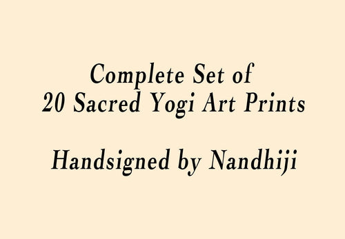 Set of 20 Sacred Art Prints on High-Quality Paper