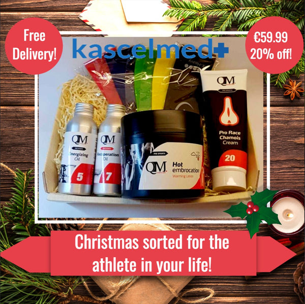 The complete athlete Christmas hamper - kascelmed