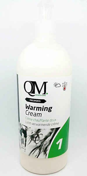 Premium QM Massage Lotion No.1. Warm. 500ml with Applicator - kascelmed