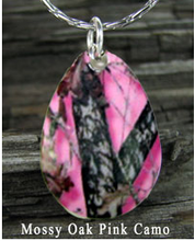 Camo Drops - Necklace