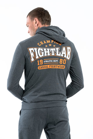 "Muay Thai MMA K1 Fightlab ""Champion"" Tracksuit Hoody"