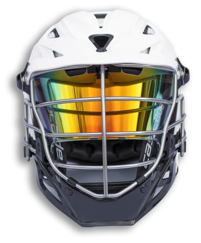 Lacrosse Eye Shield Visor fits Cascade Helmets by EliteTek ** 7 COLORS AVAILABLE** - EliteTek.com
