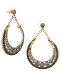 Antique Hoop Earrings