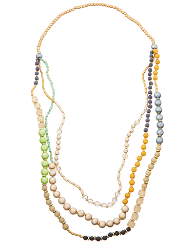 A Night in Rio Beaded Necklace
