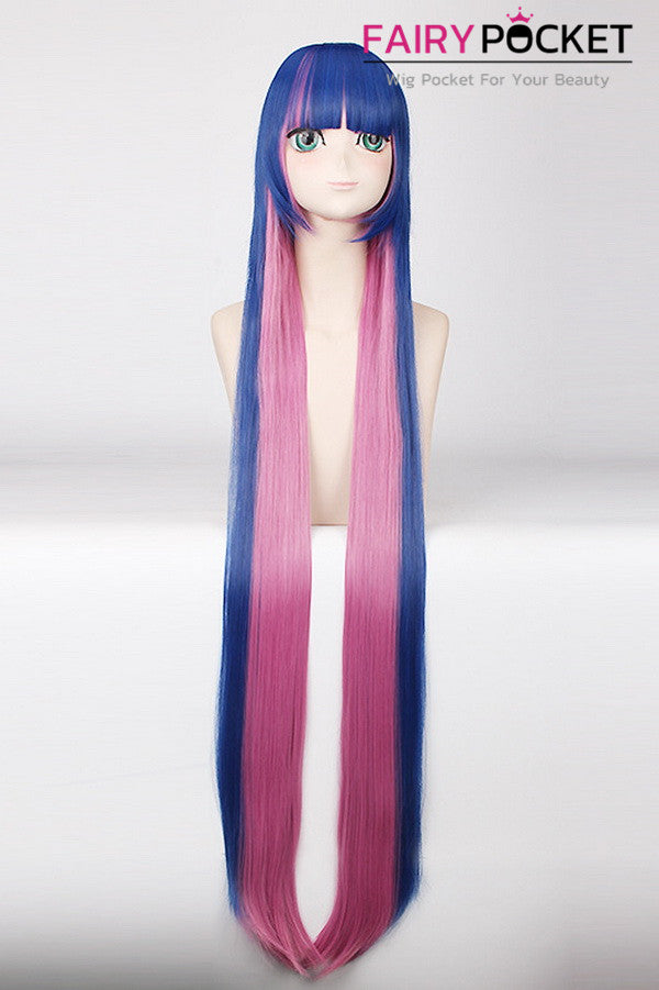 Panty & Stocking with Garterbelt Stocking Anarchy Anime Cosplay Wig