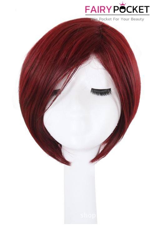 The Promised Neverland Nat Cosplay Wig