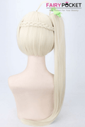 Yosuga no Sora Sora Kasugano Anime Cosplay Wig - Light Blonde