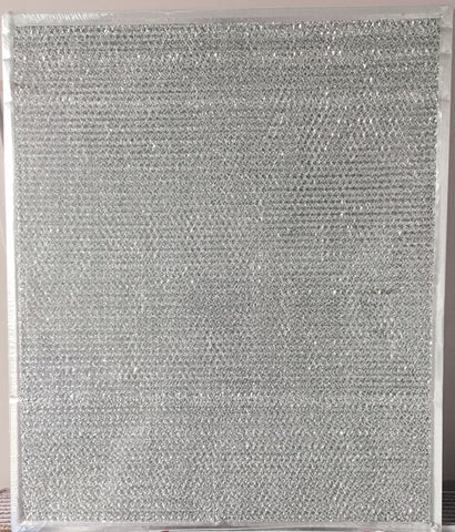 Aluminum Air Conditioner Furnace Filter Pack of 2